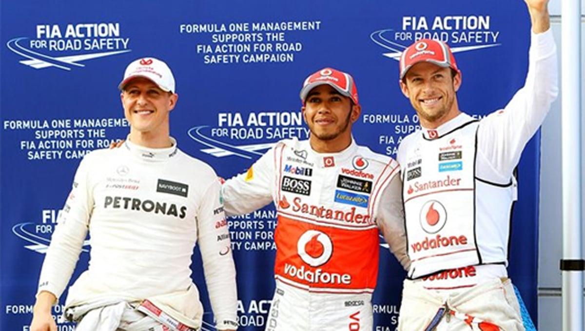 F1 マレーシアGP 予選