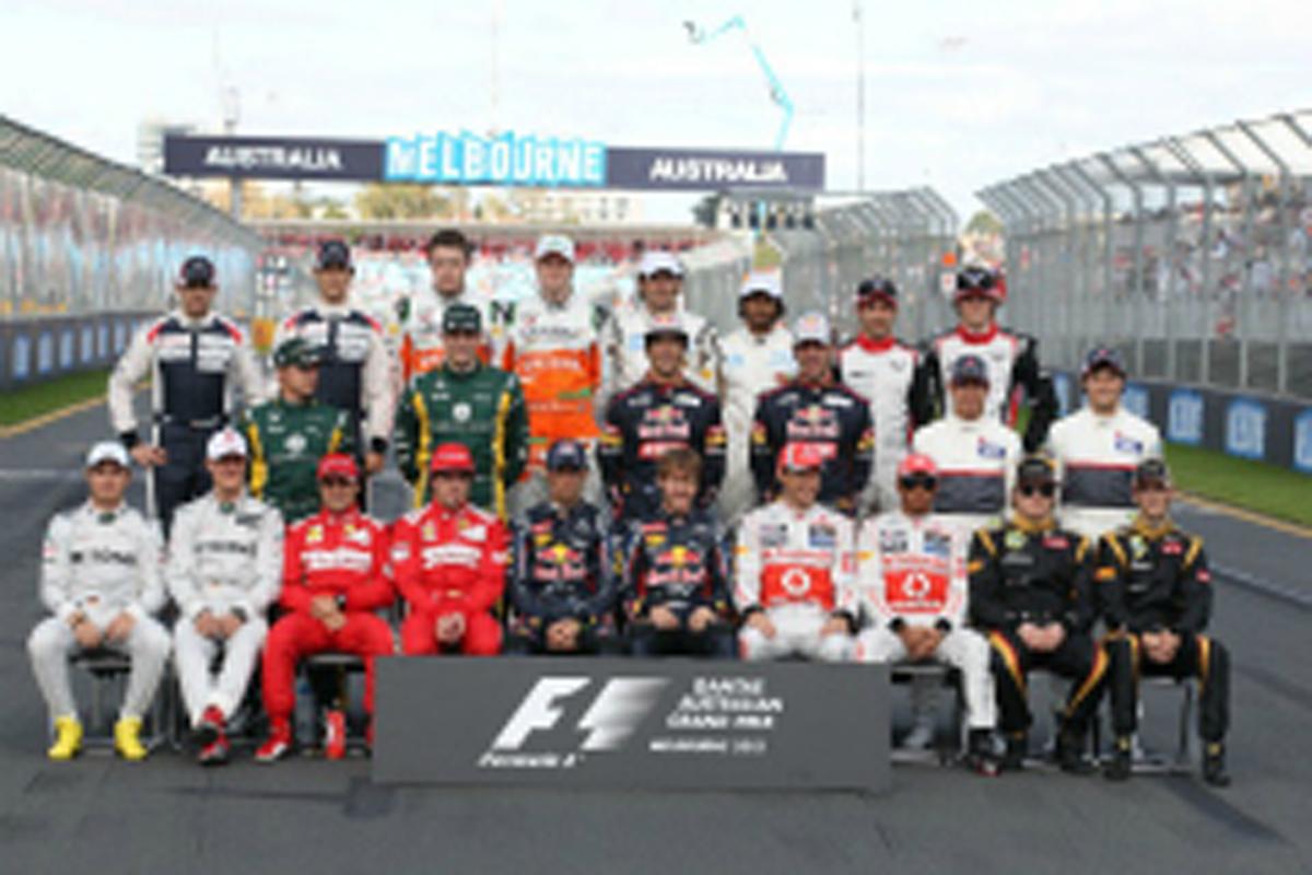 F1ドライバー Twitter