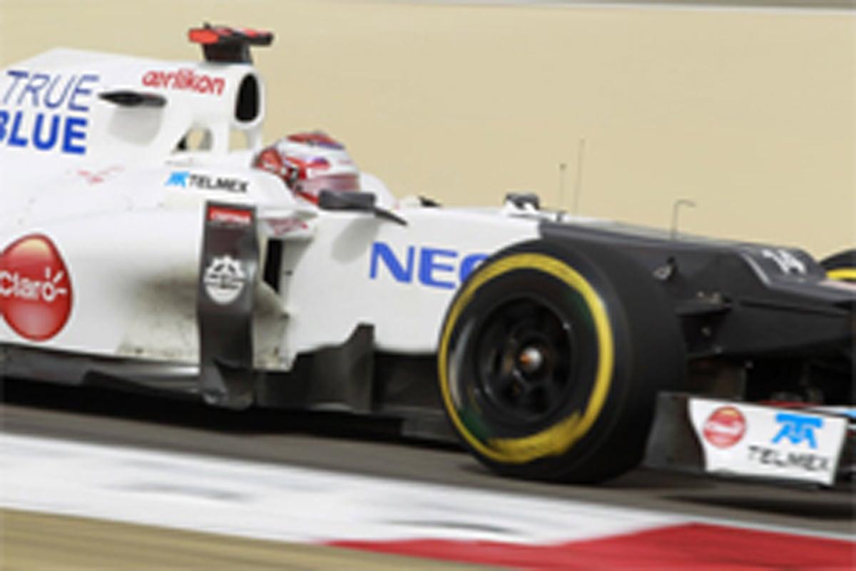小林可夢偉 F1バーレーンGP 予選 結果