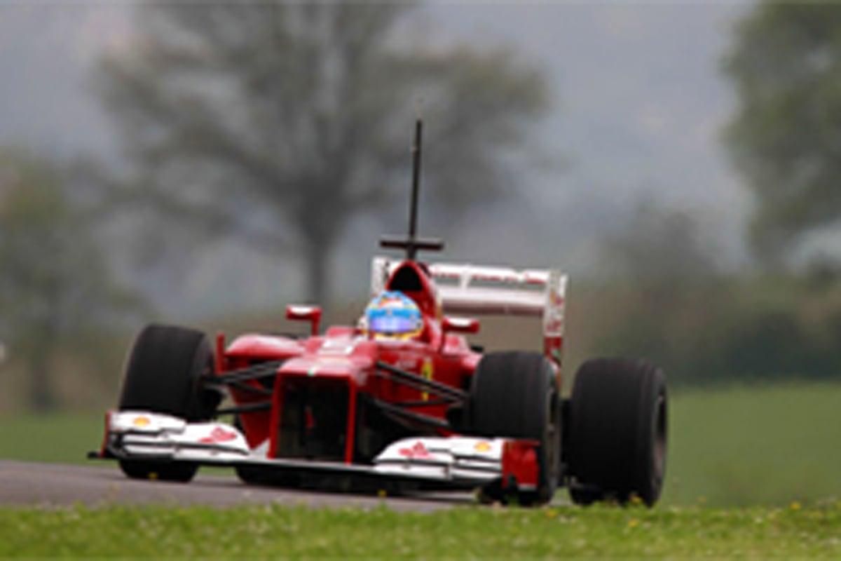 F1 ムジェロテスト