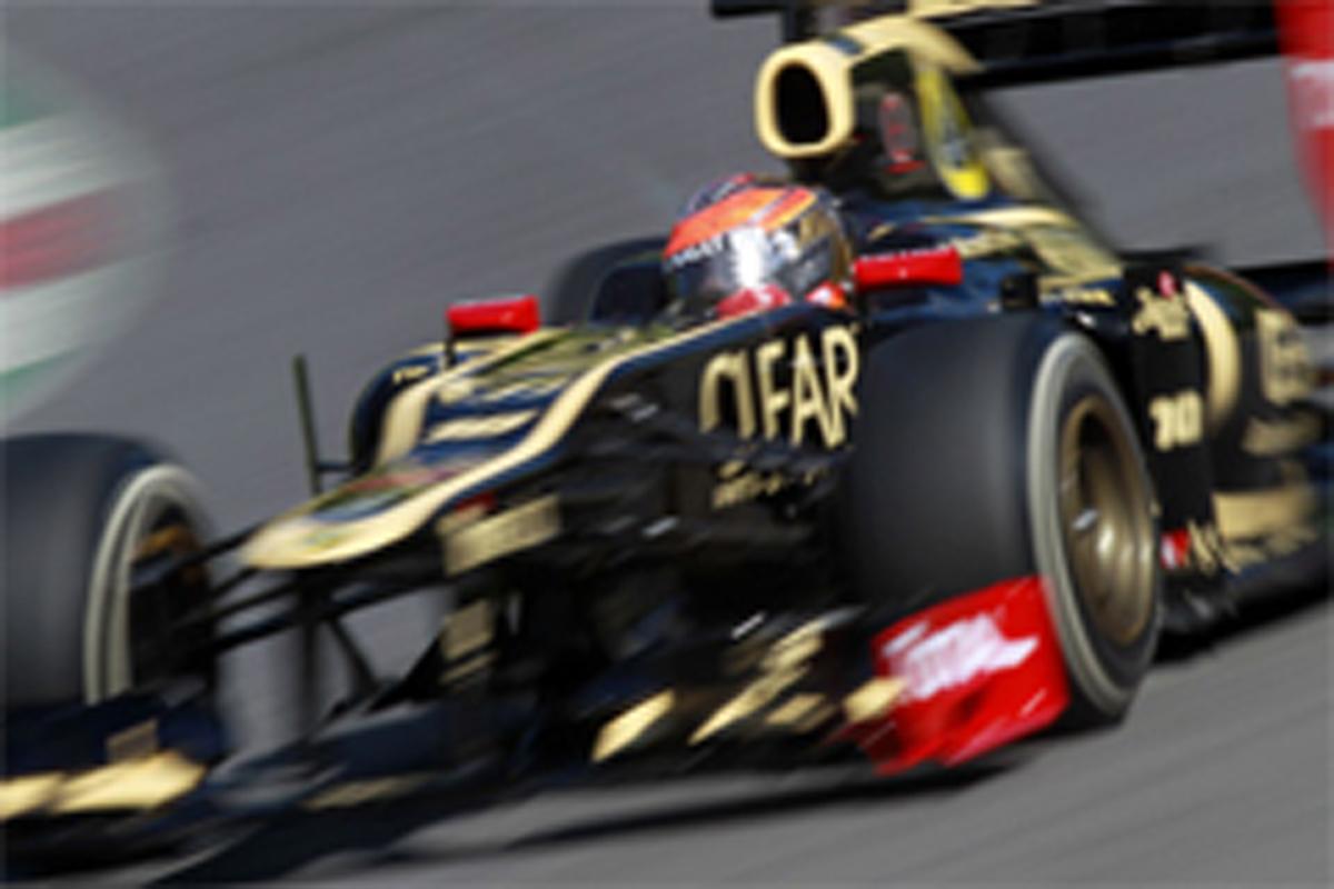 F1 ムジェロテスト 2日目