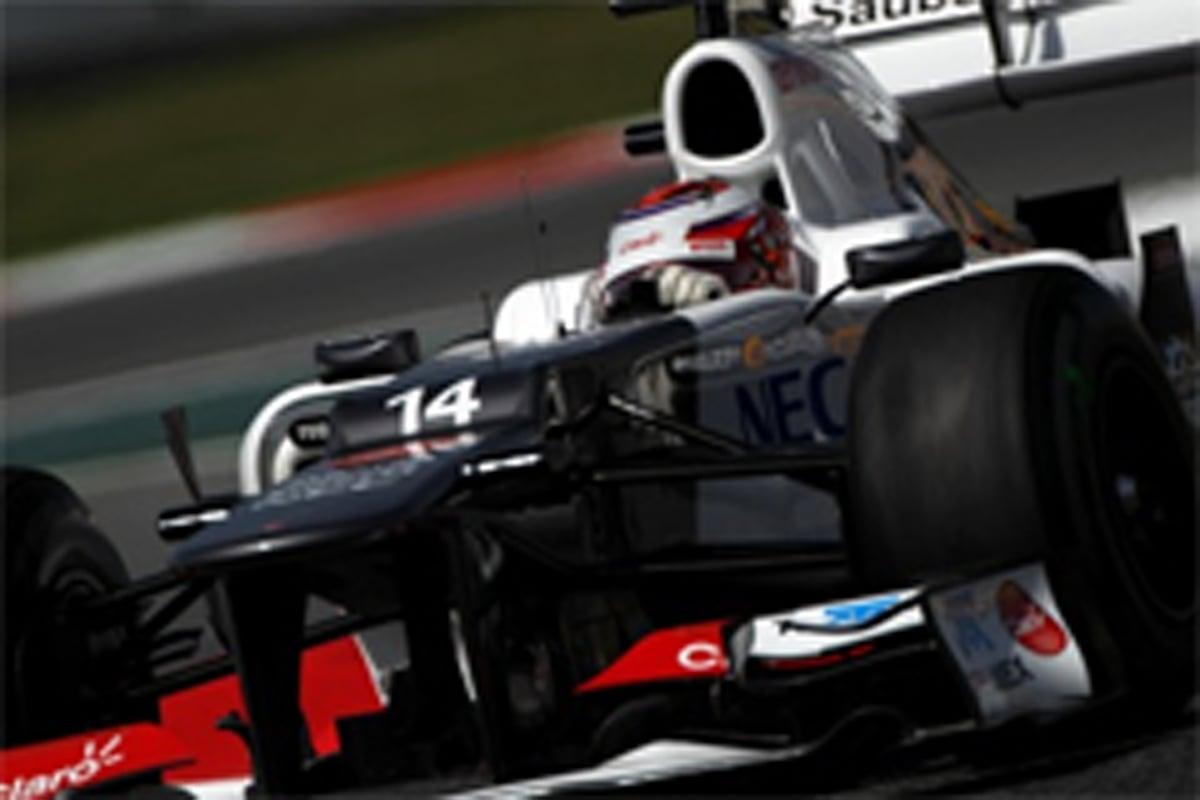 小林可夢偉 F1スペインGP 結果