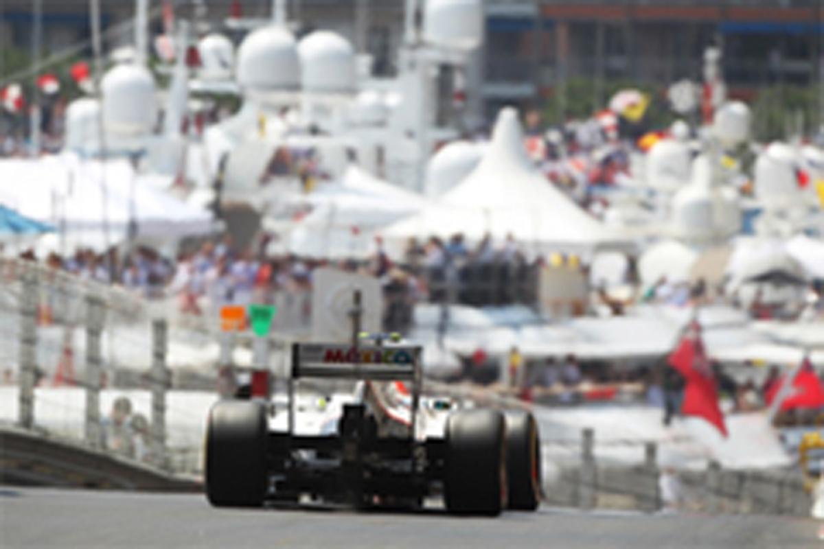 F1モナコGP