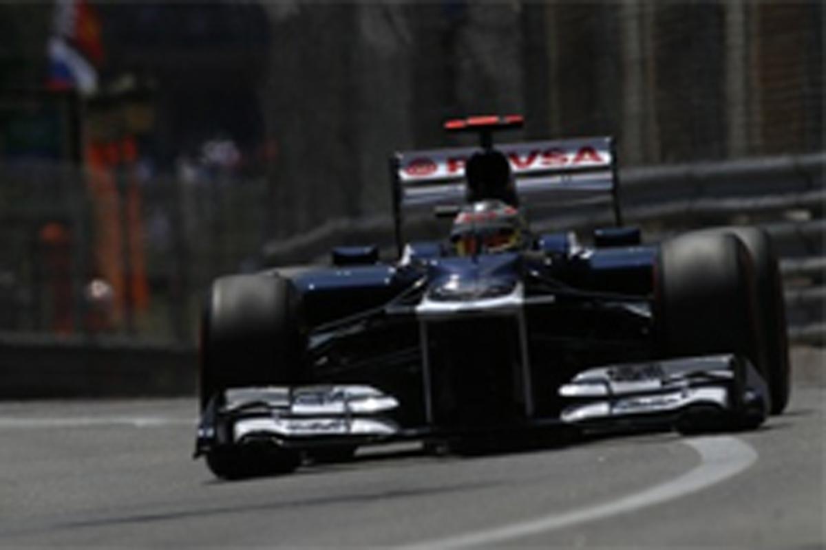 ウィリアムズ F1モナコGP 予選 結果