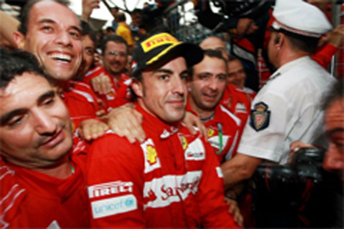 フェラーリ F1モナコGP 結果