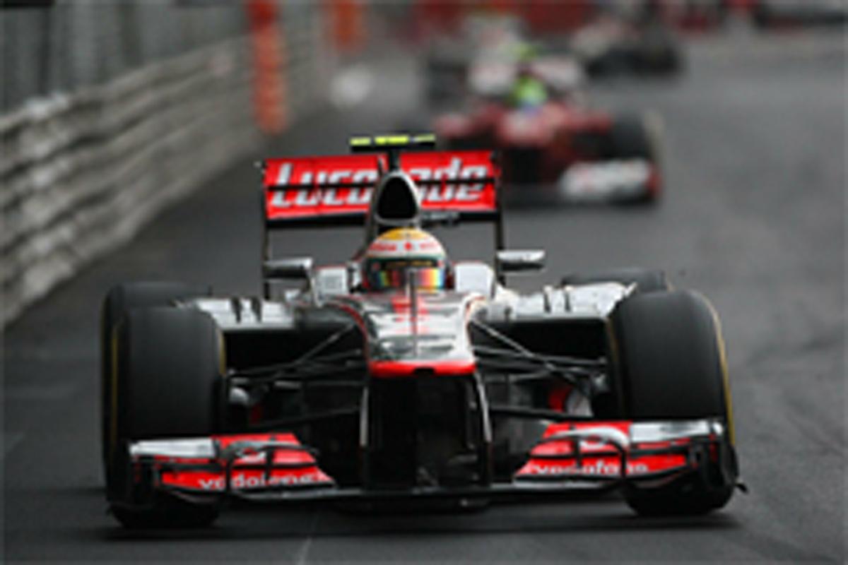 マクラーレン F1モナコGP 結果