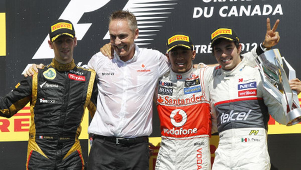 F1 カナダGP 決勝