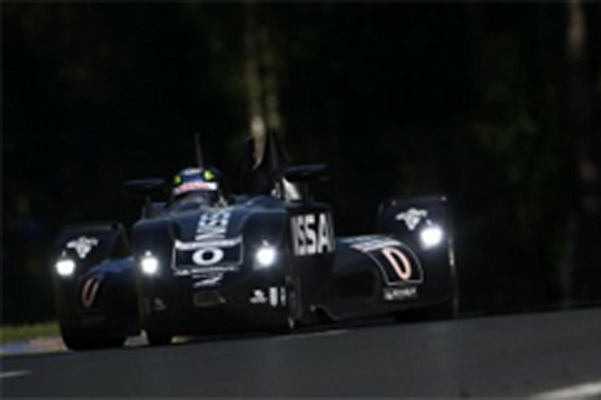 日産デルタウイング ル・マン24時間レース