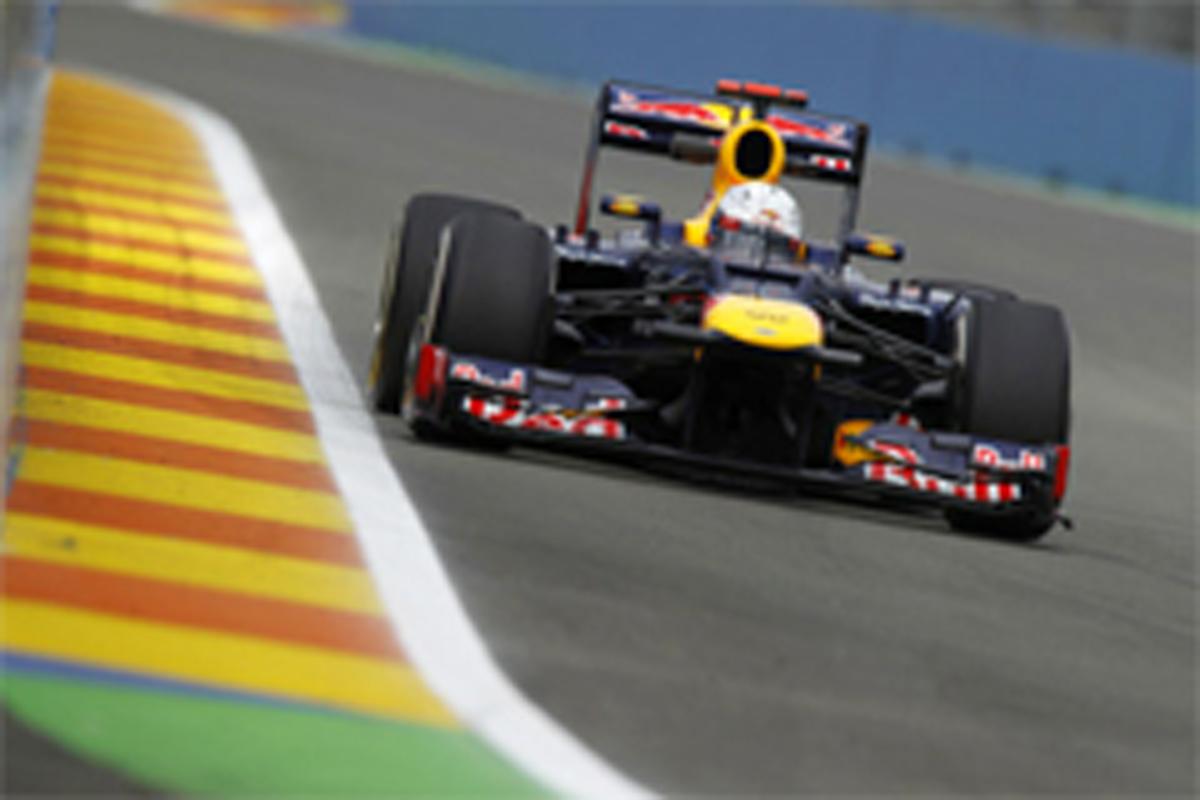F1ヨーロッパGP 予選