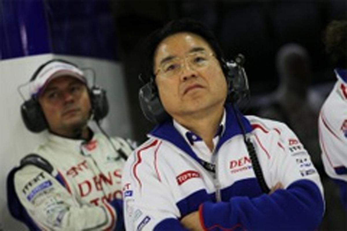 木下美明 トヨタ・レーシング チーム代表