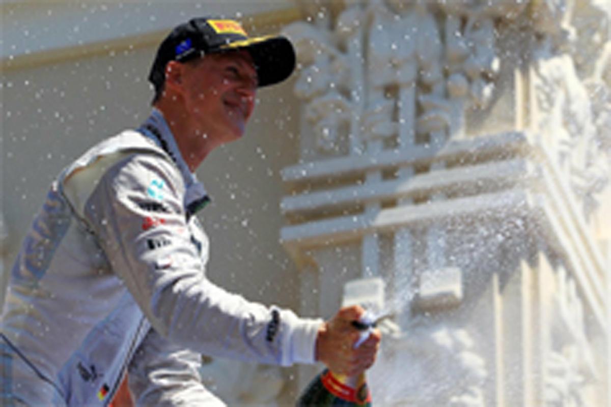 メルセデスAMG F1ヨーロッパGP 結果