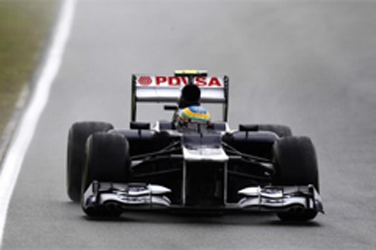 ウィリアムズ F1ドイツGP
