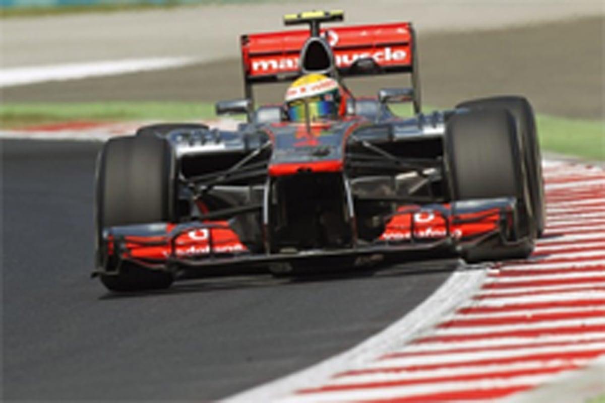 F1ハンガリーGP 予選 結果