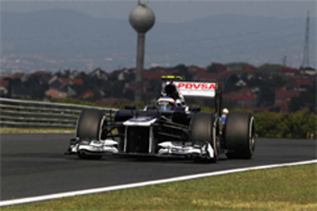 ウィリアムズ F1 ハンガリーGP