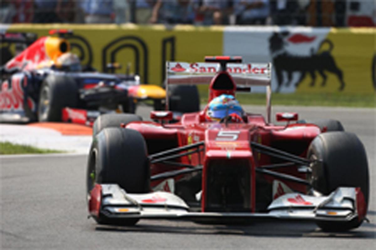 F1 段差ノーズ 2013年