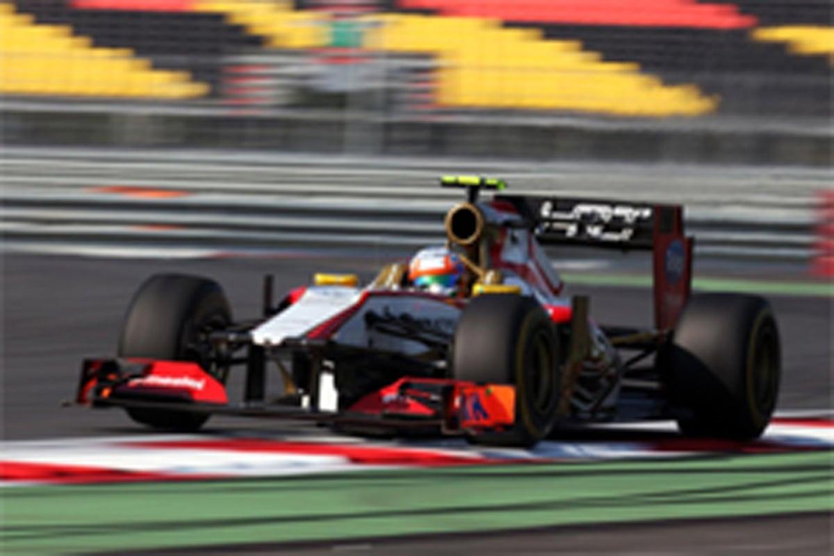 HRT F1韓国GP