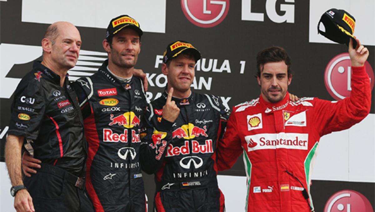 F1 韓国GP