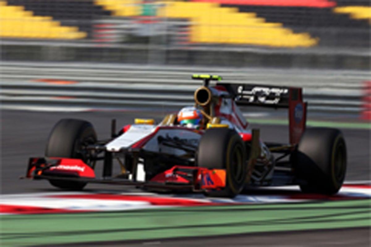 HRT F1韓国GP 結果