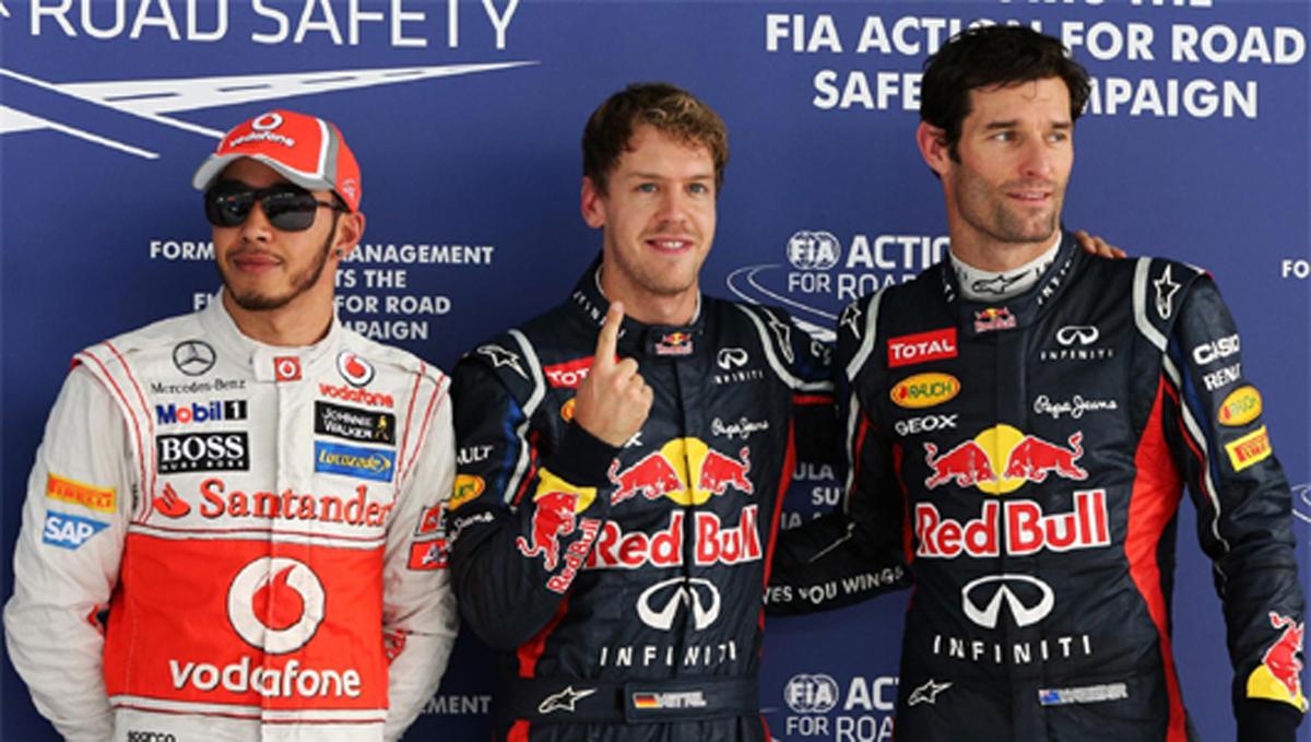 F1 インドGP 予選