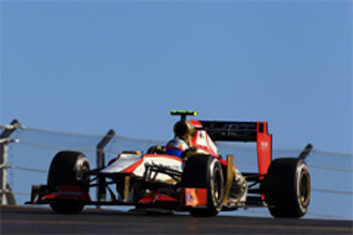 HRT F1アメリカGP