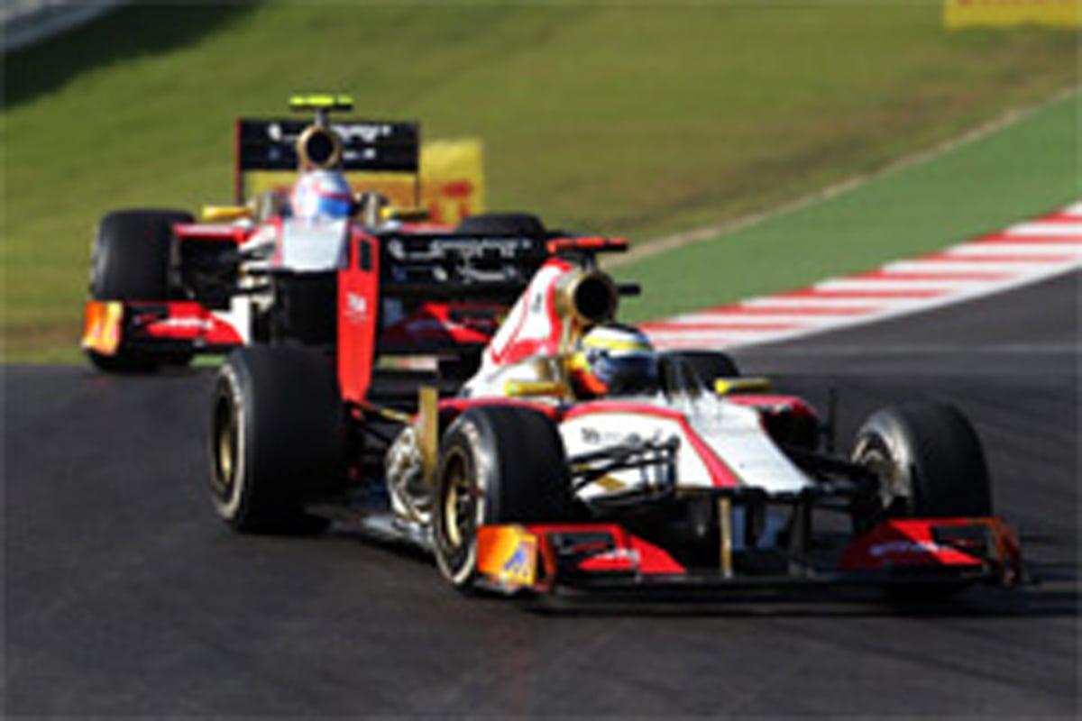 HRT F1アメリカGP 結果