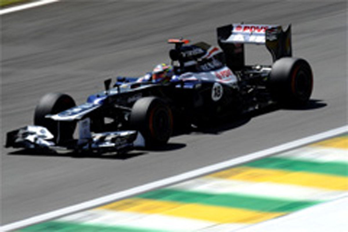 ウィリアムズ F1ブラジルGP
