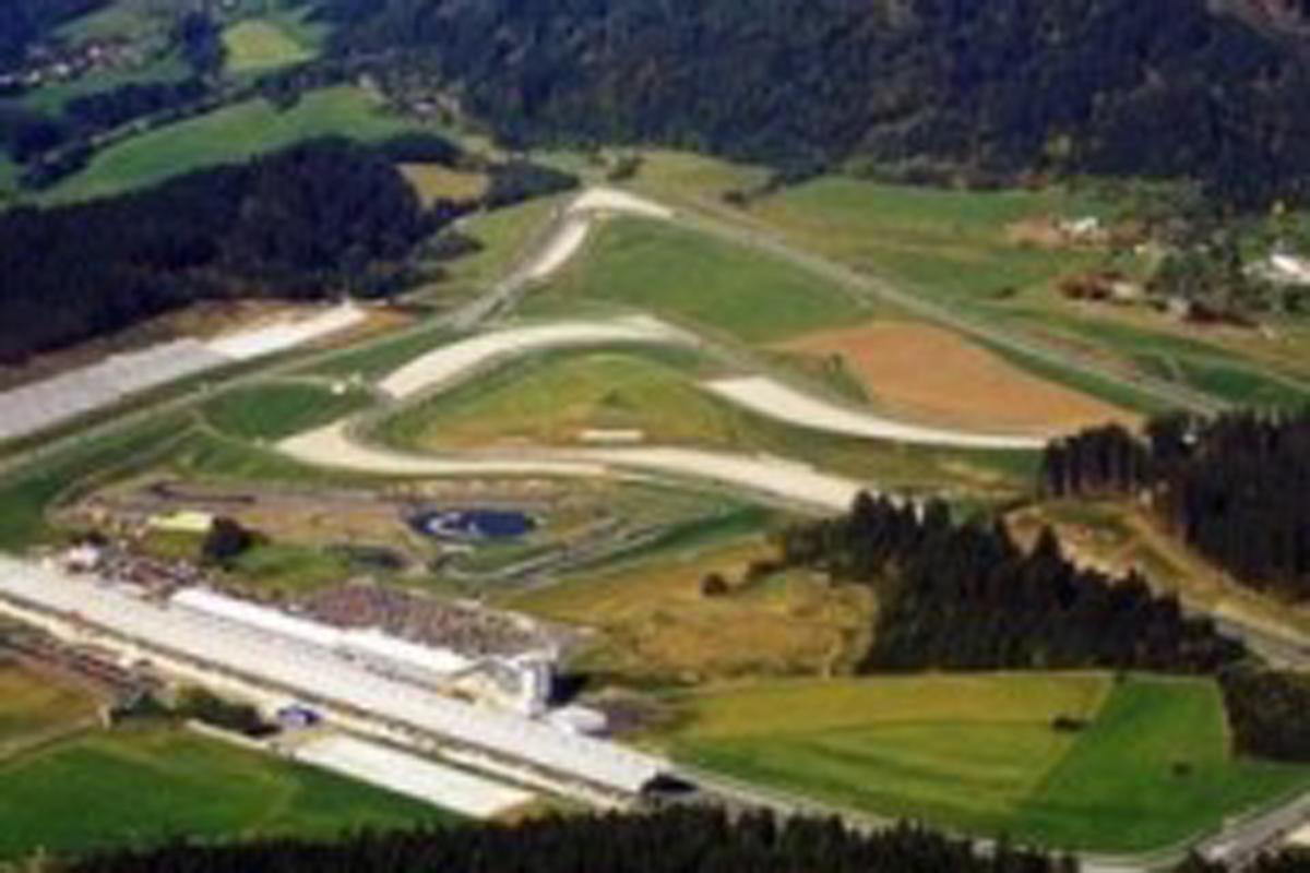 F1オーストリアGP