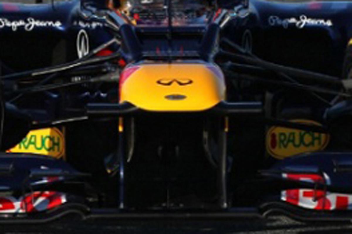 Red Bull RB8 レッドブル