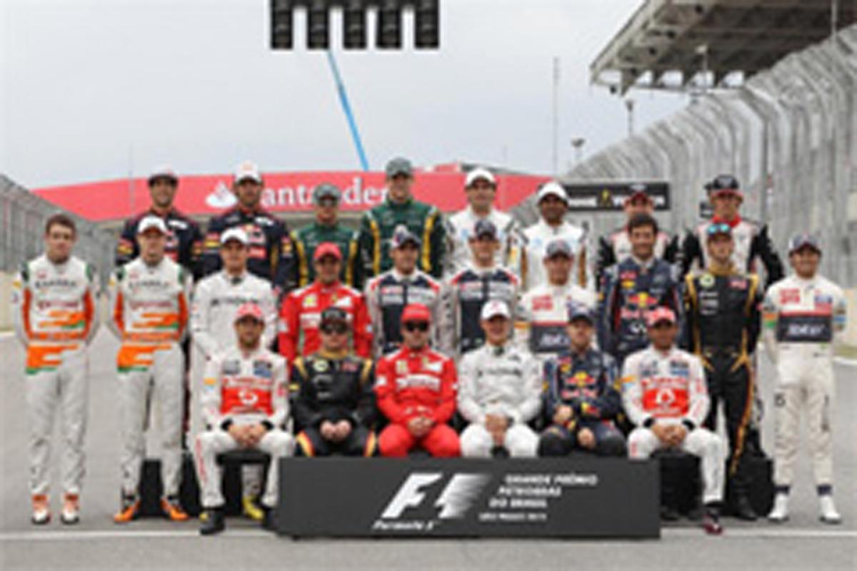 F1 ペイドライバー