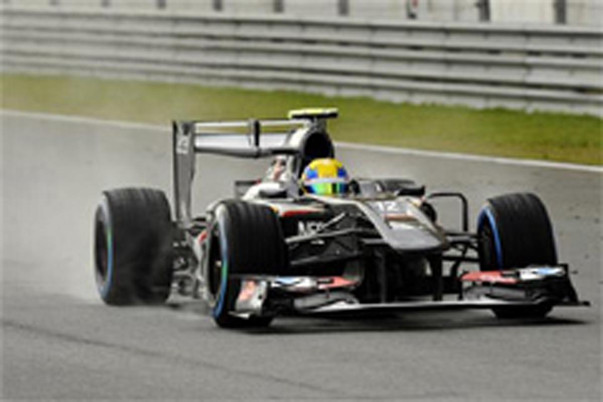ザウバー F1 マレーシアGP