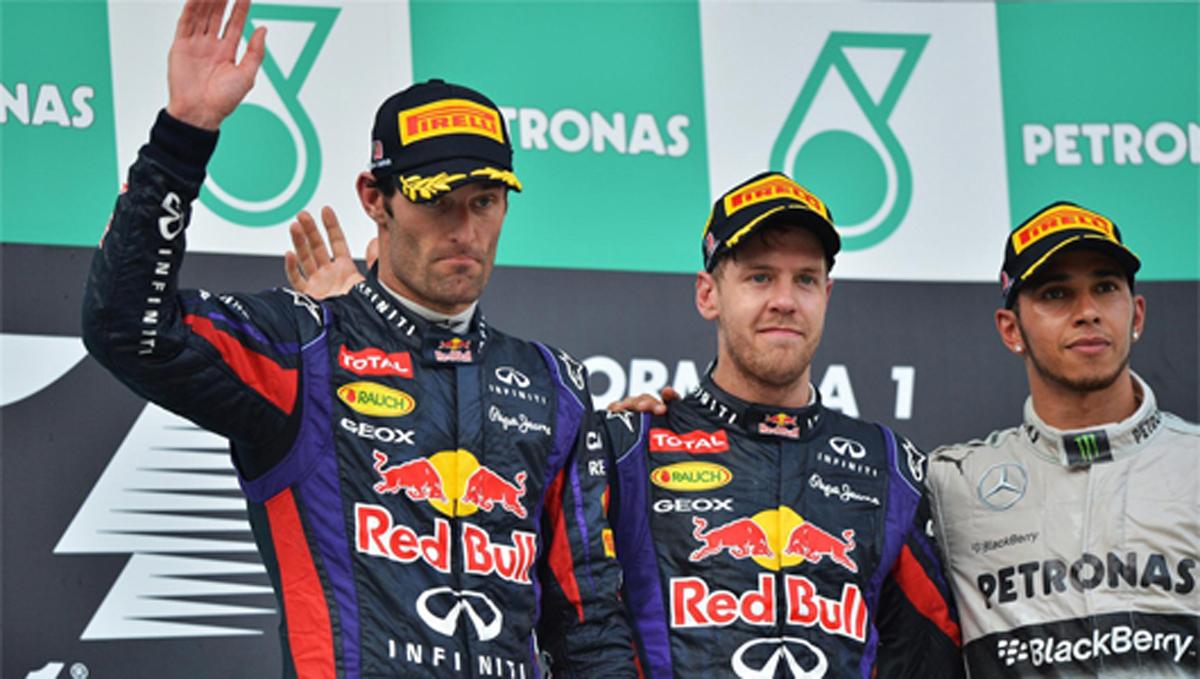 F1 マレーシアGP 決勝