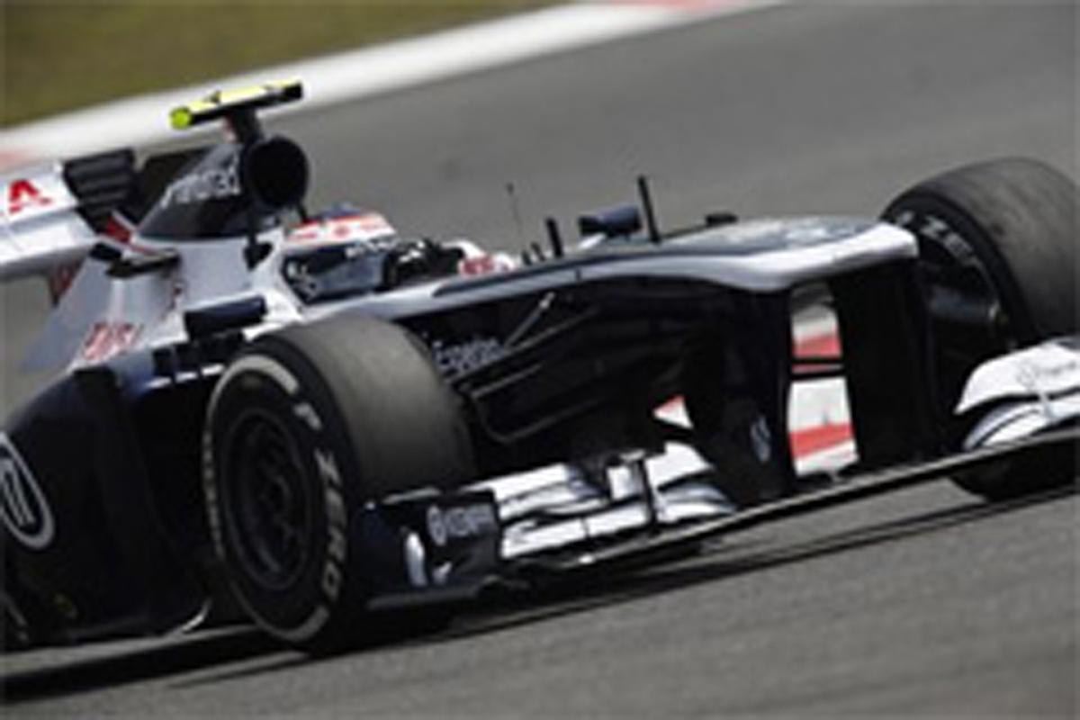 ウィリアムズ F1中国GP 予選