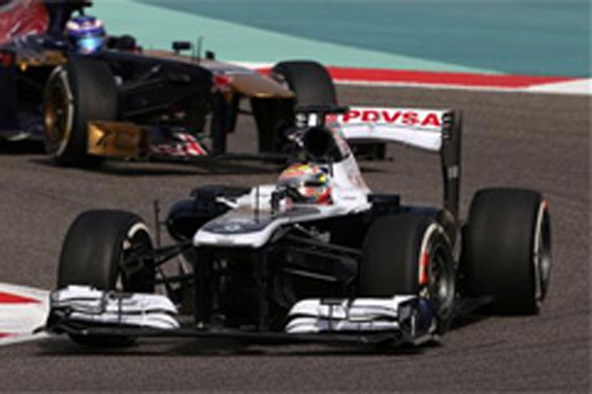 ウィリアムズ F1バーレーンGP 結果