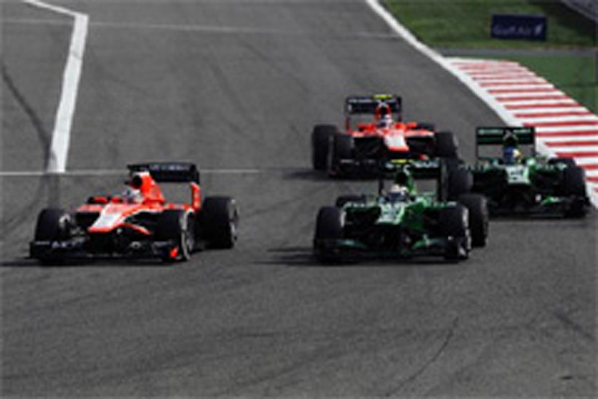 F1 分配金