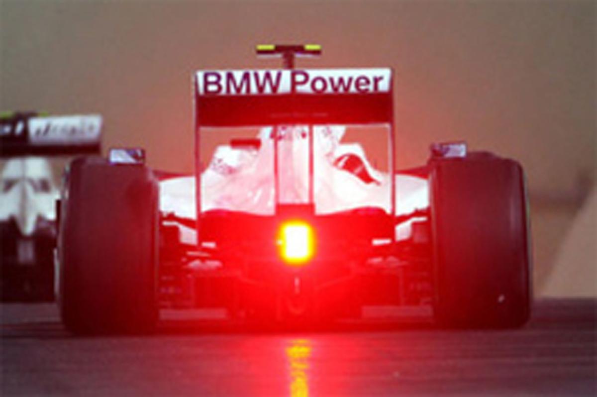 BMW F1復帰