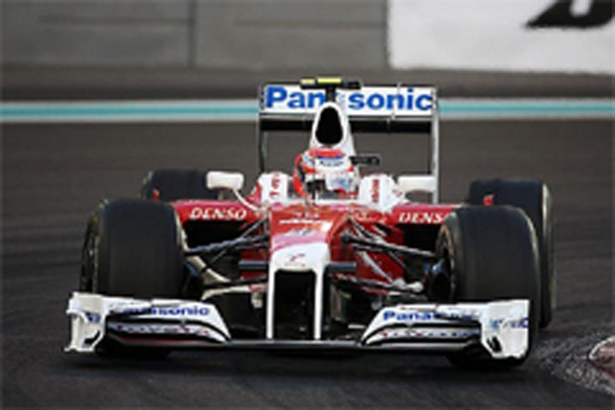 トヨタ F1復帰