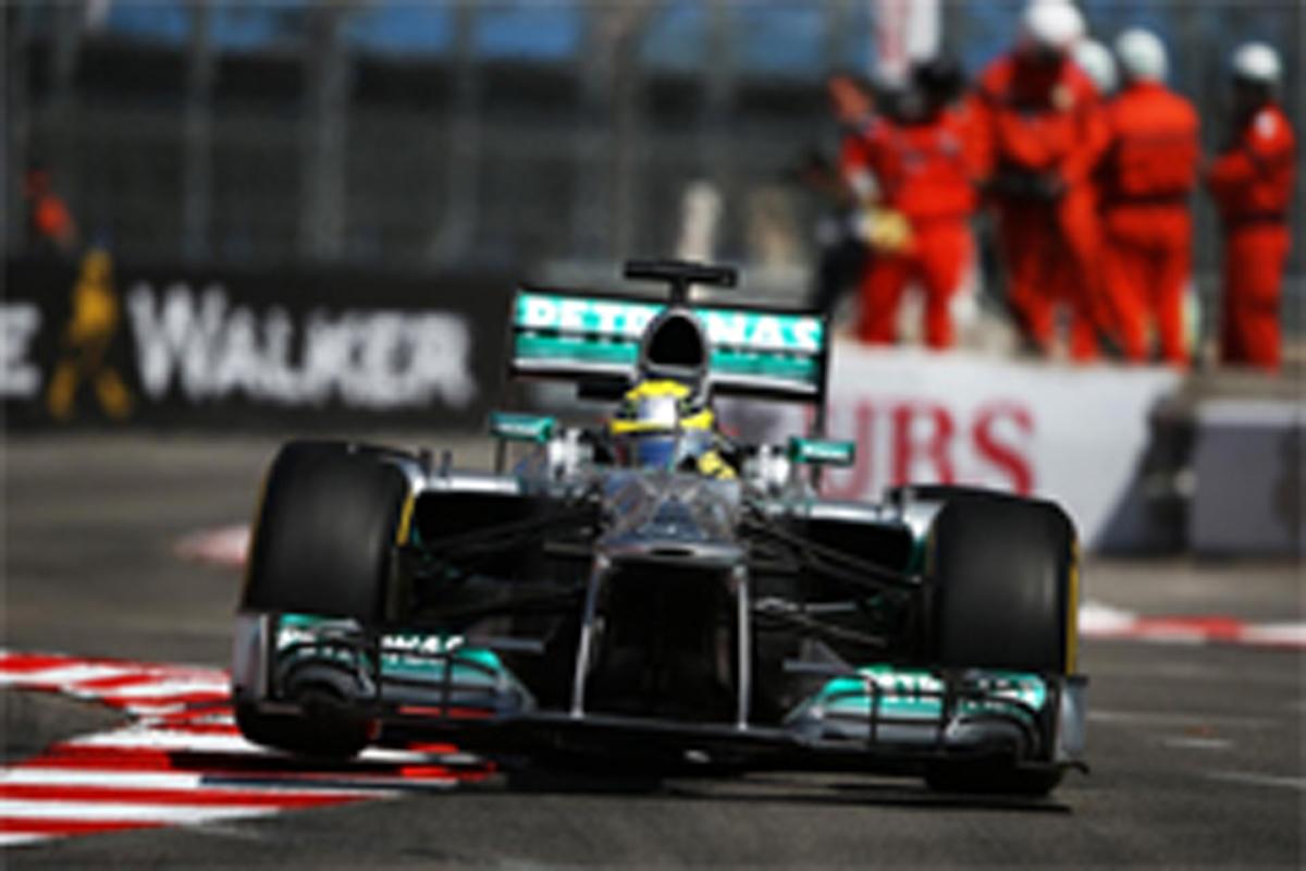 F1モナコGP 予選