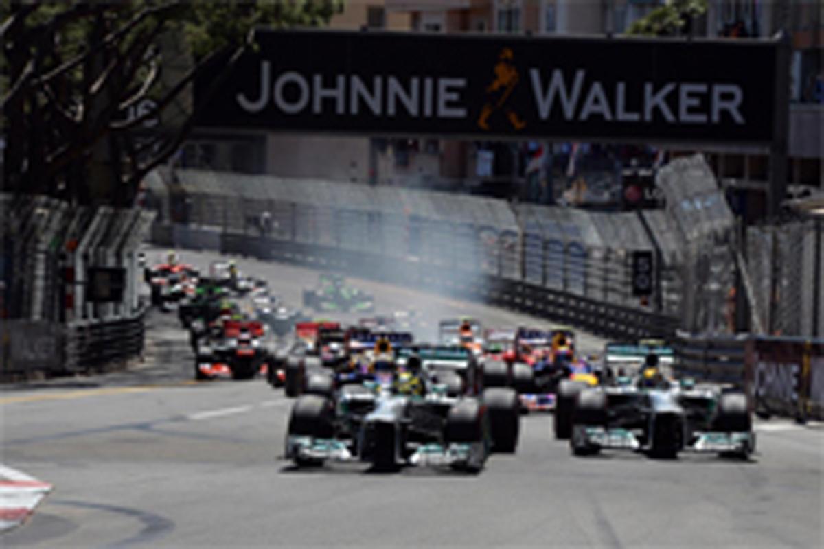 F1モナコGP 結果