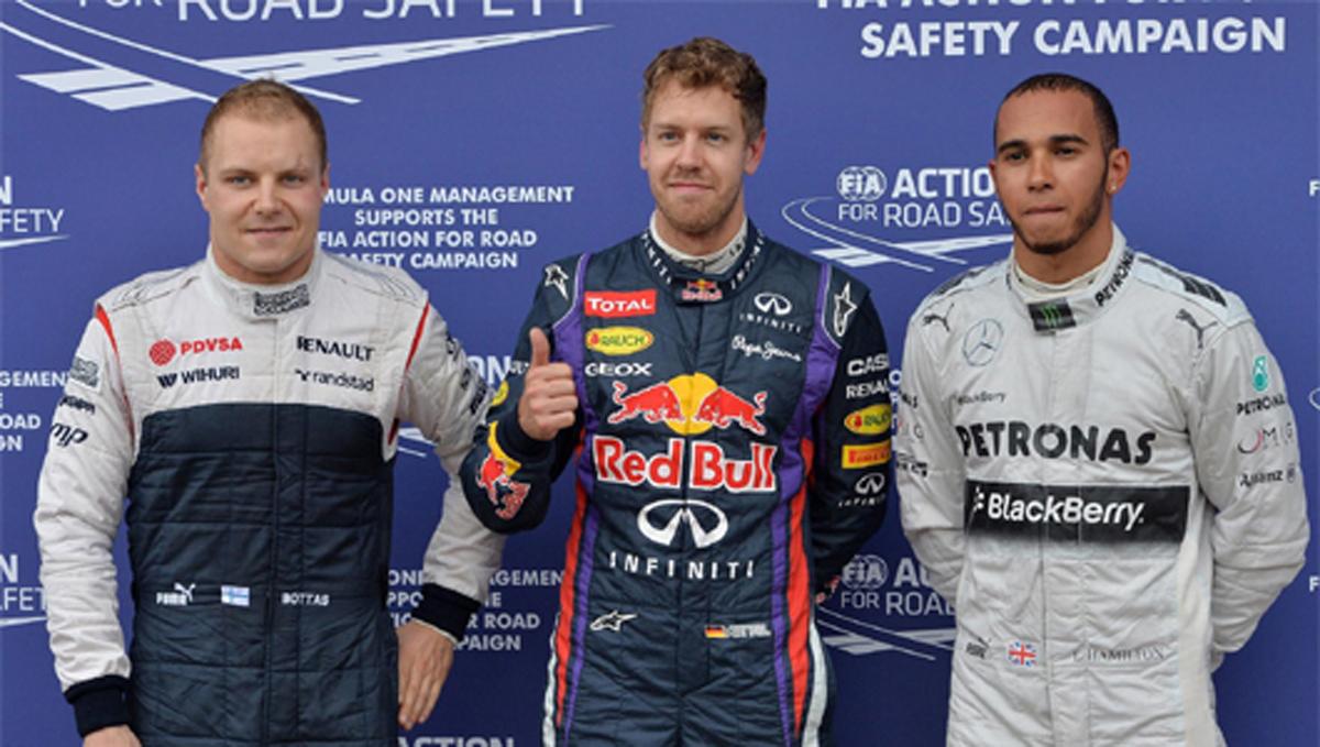 F1 カナダGP 予選