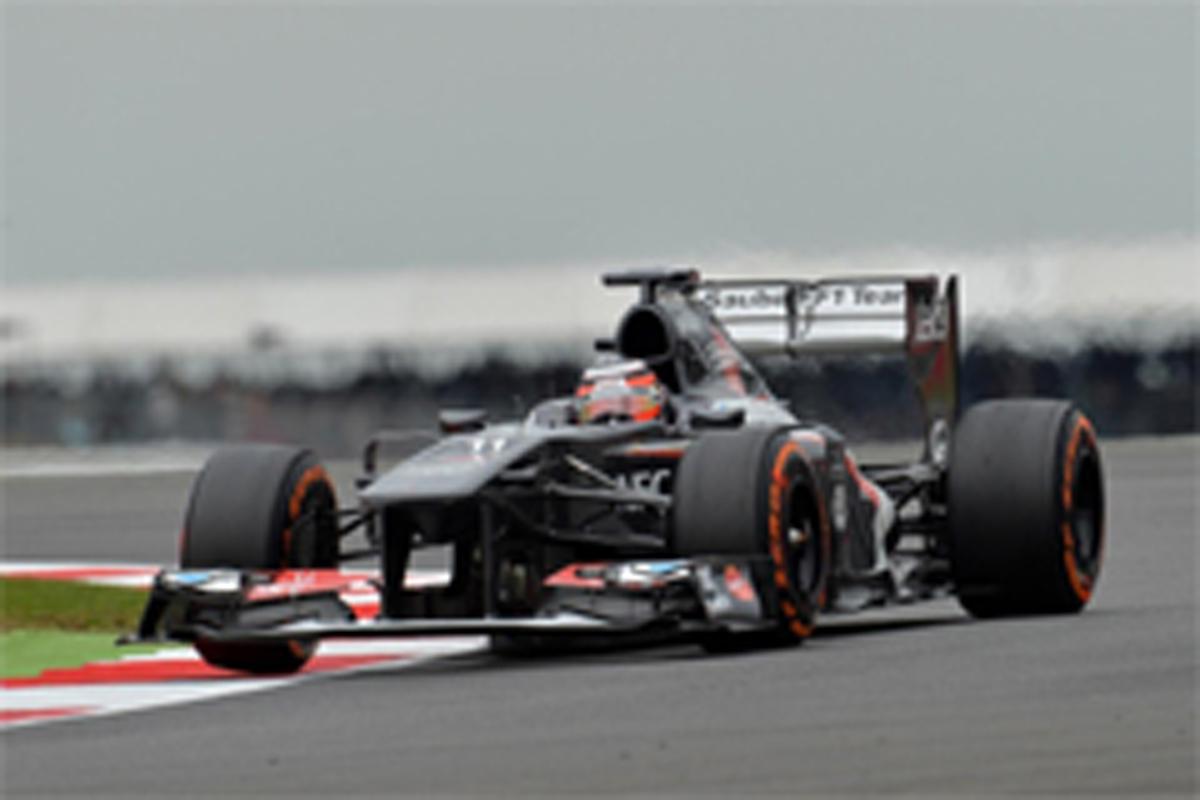ザウバー F1イギリスGP