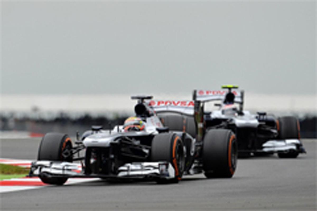 ウィリアムズ F1イギリスGP