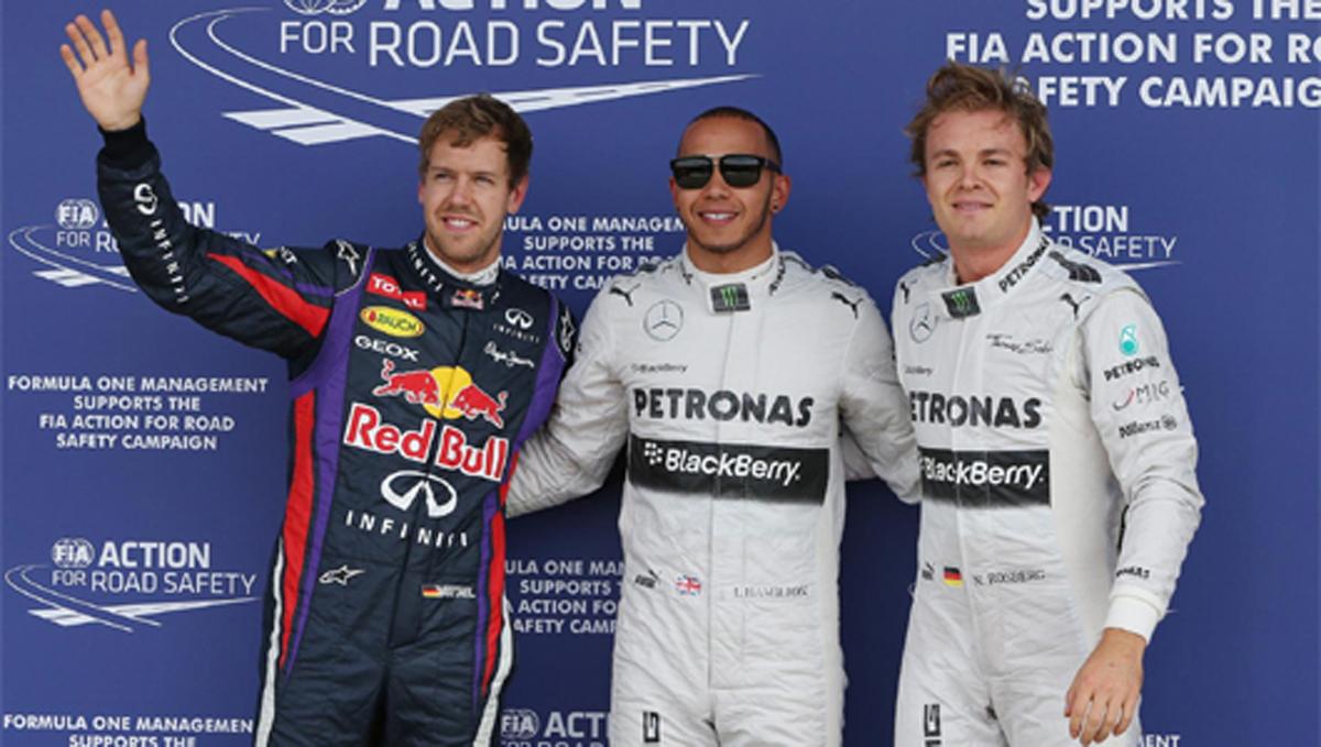 F1 イギリスGP 予選