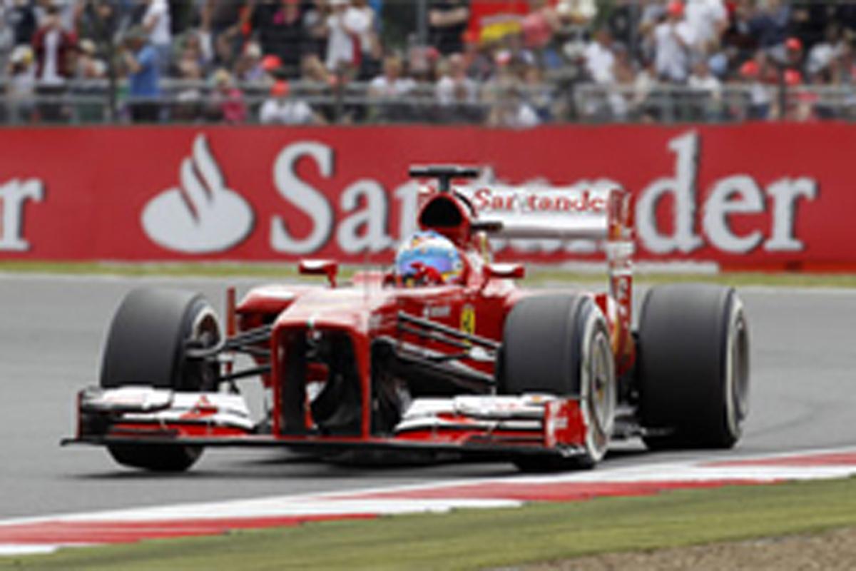 フェラーリ F1イギリスGP 予選