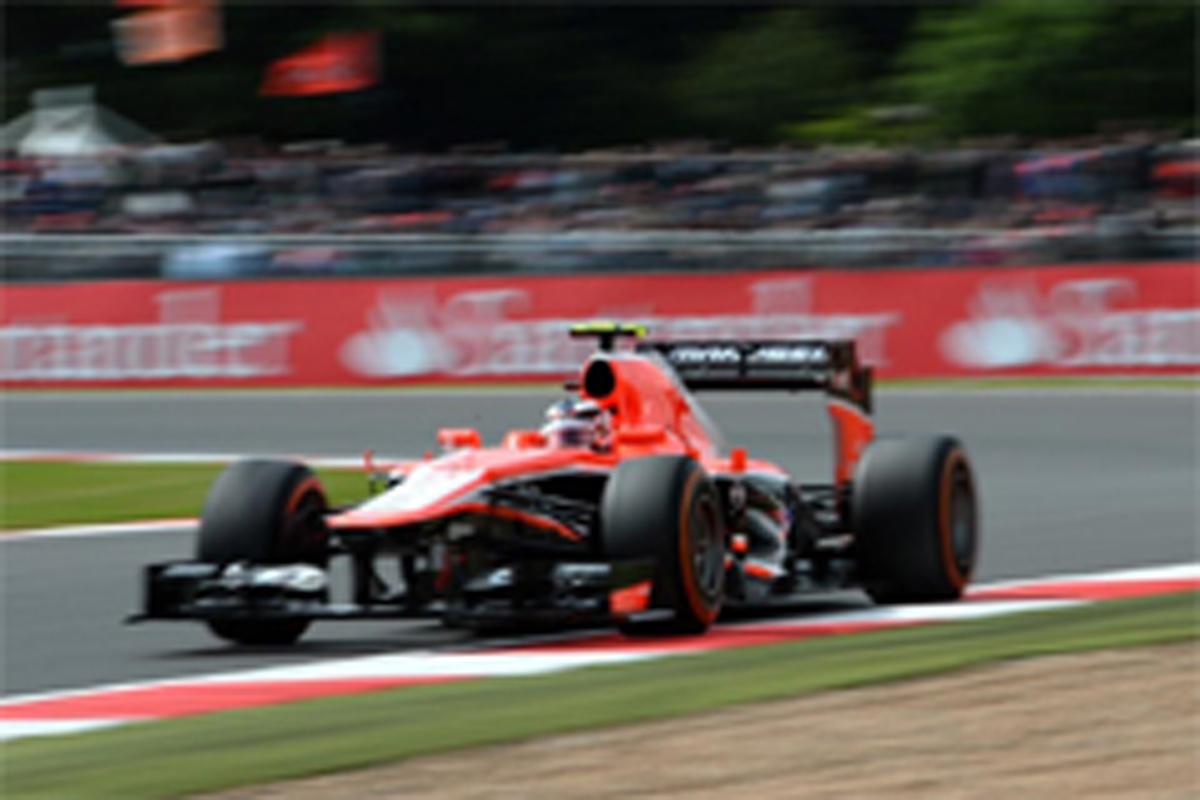 マルシャ F1イギリスGP 予選