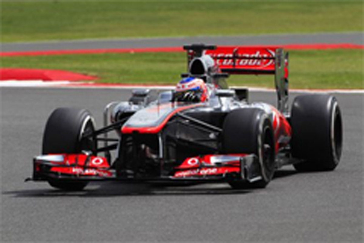 マクラーレン F1イギリスGP 予選