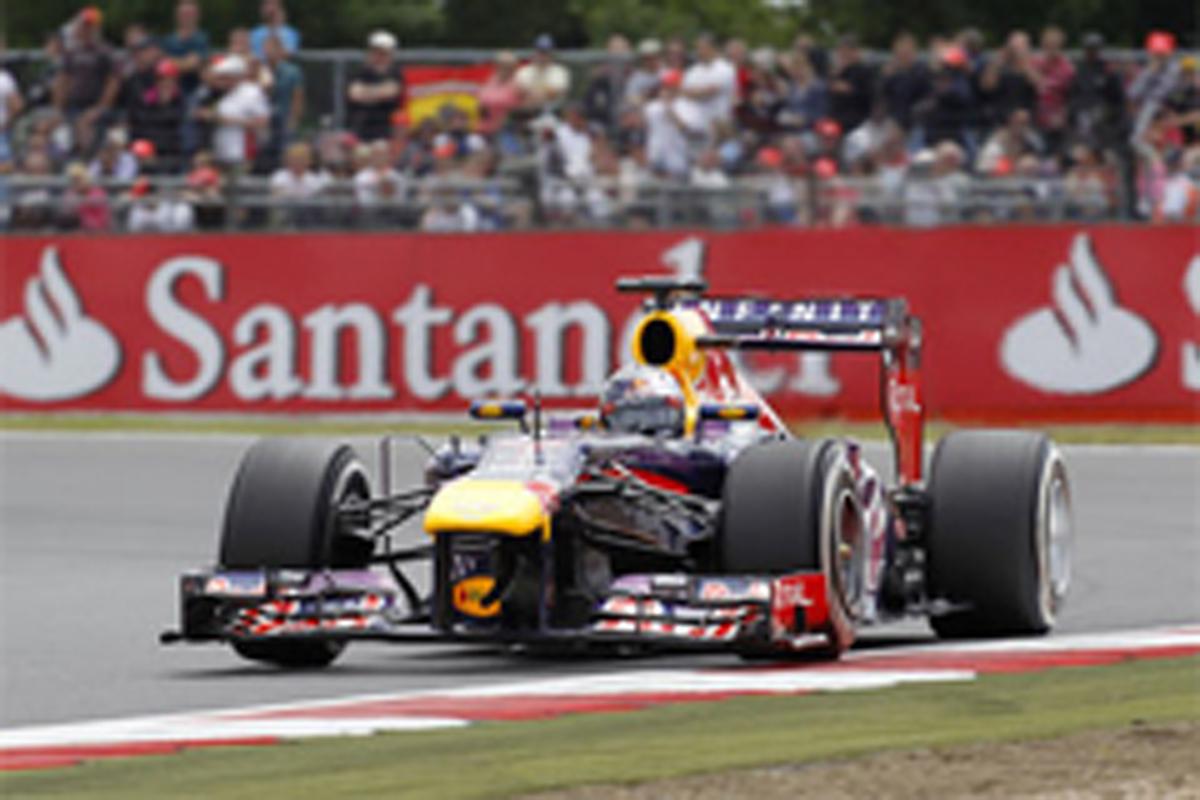 レッドブル F1イギリスGP 予選