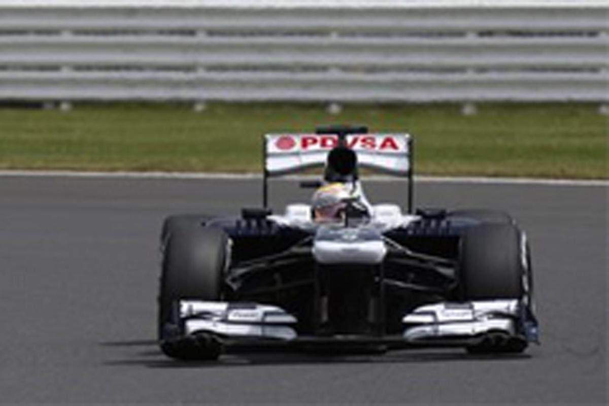ウィリアムズ F1イギリスGP 予選