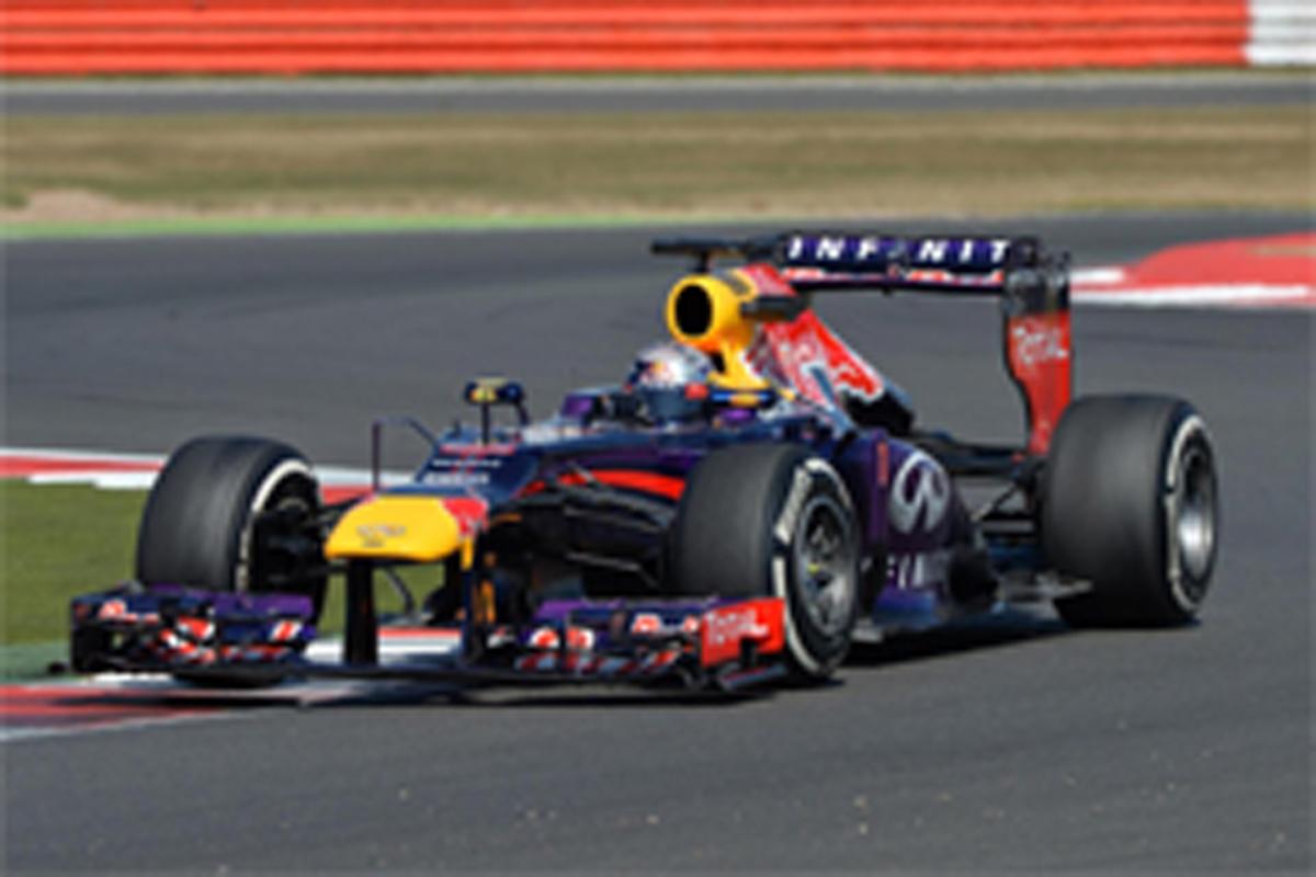 2013年 F1若手ドライバーテスト 最終日