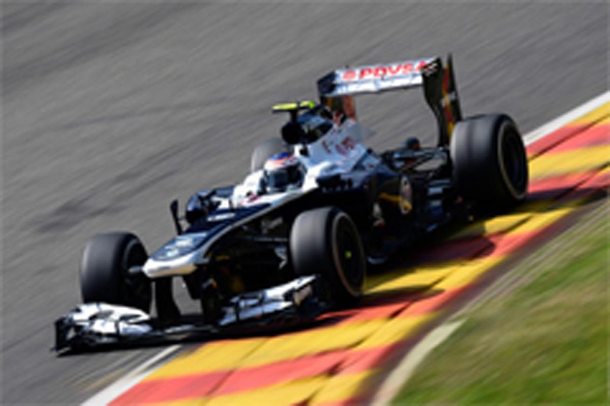ウィリアムズ F1ベルギーGP