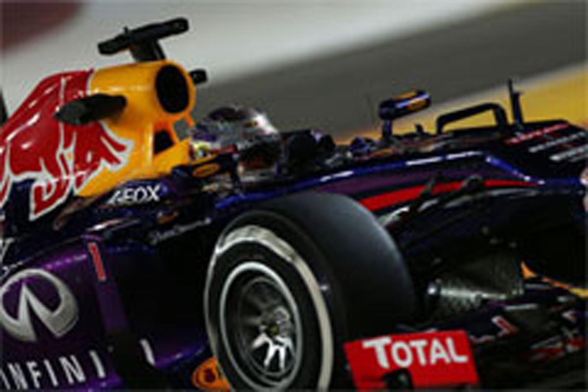 F1シンガポールGP 予選